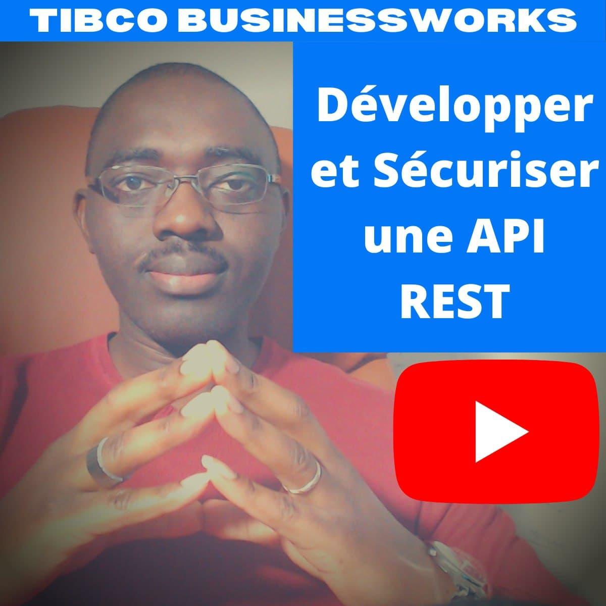 Développer un service REST TIBCO