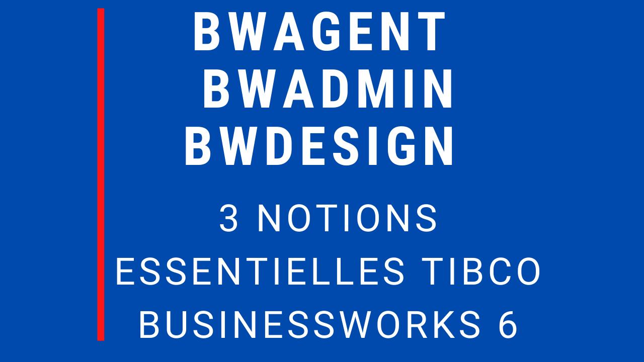 Bwagent,TIBCO BusinessWorks