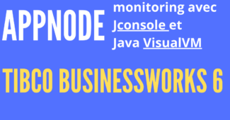 TIBCO BW6 Appnode monitoring